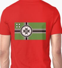 Kekistan National Flag Unisex T-Shirt