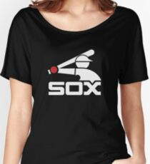 CHICAGO WHITE SOX Women's Relaxed Fit T-Shirt