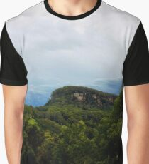 The Bluff. Graphic T-Shirt