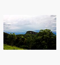The Bluff. Photographic Print