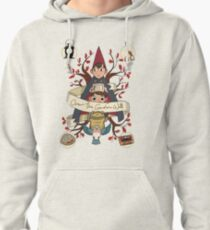Over The Garden Wall  Pullover Hoodie