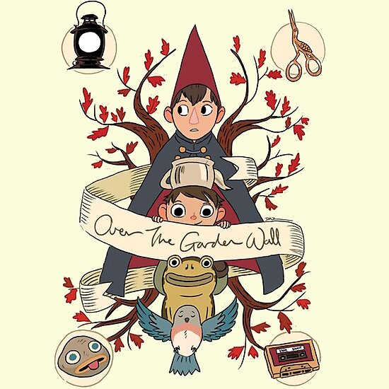 over the garden wall by superkintring - Over The Garden Wall Poster