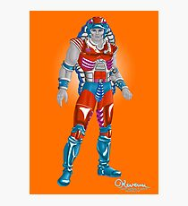 The Reckless Young Warrior of Rock by Kevenn T. smith Photographic Print
