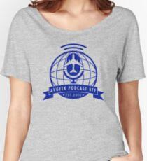 AvGeek Podcast BFF Women's Relaxed Fit T-Shirt