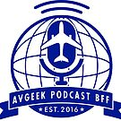 AvGeek Podcast BFF by airlinepilotguy