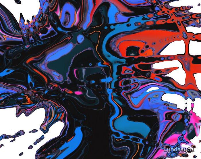 Paint Splatter  by Lyndsay81