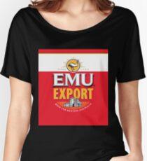 Emu Export Women's Relaxed Fit T-Shirt