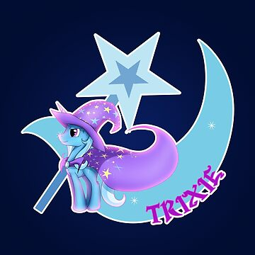 Flamevulture Premade Design - Trixie by broniesunite