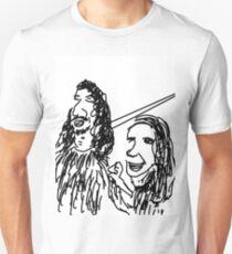 Walking a Road T-Shirt