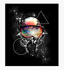 Space Goggles Photographic Print