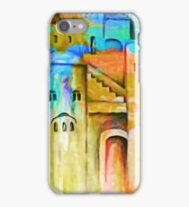 Colorful Buildings iPhone Case/Skin