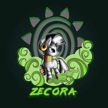 Flamevulture Premade Design - Zecora by broniesunite