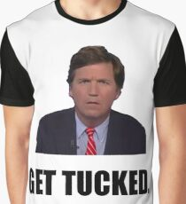 Tucker Carlson #13 Graphic T-Shirt