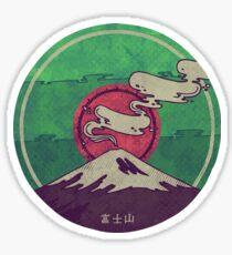 Mt. Fuji Sticker