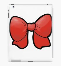 Red Bow! iPad Case/Skin