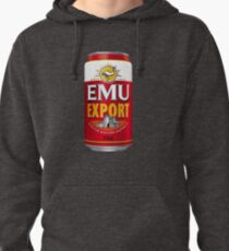 The Export Can - Beer of WA. Pullover Hoodie