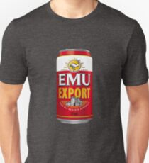 The Export Can - Beer of WA. Unisex T-Shirt
