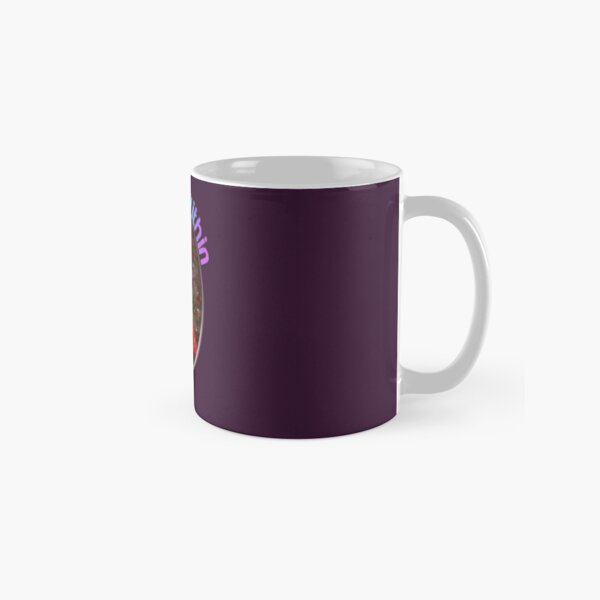 inquire within (rainbow meditation) Classic Mug