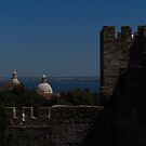 Church Towers & Castle Towers, Lisbon by wiggyofipswich