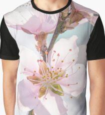 Peach Blossoms 4 Graphic T-Shirt