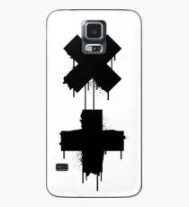 black white garrix Case/Skin for Samsung Galaxy