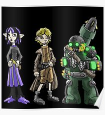 bounty hunters: kid posse... Poster