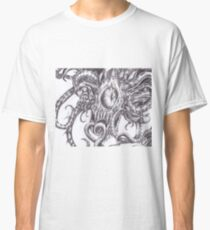 Beholder (Black and White Version) Classic T-Shirt