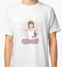 Mandala bhakti Classic T-Shirt