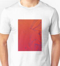 Sunset Abstract Textiles Unisex T-Shirt