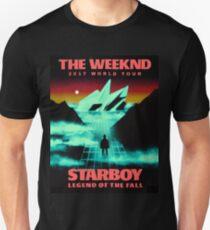 Starboy World Tour 2017 Unisex T-Shirt
