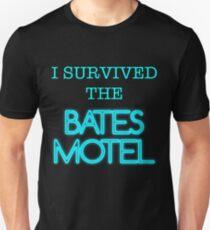 I Survived The Bates Motel Unisex T-Shirt