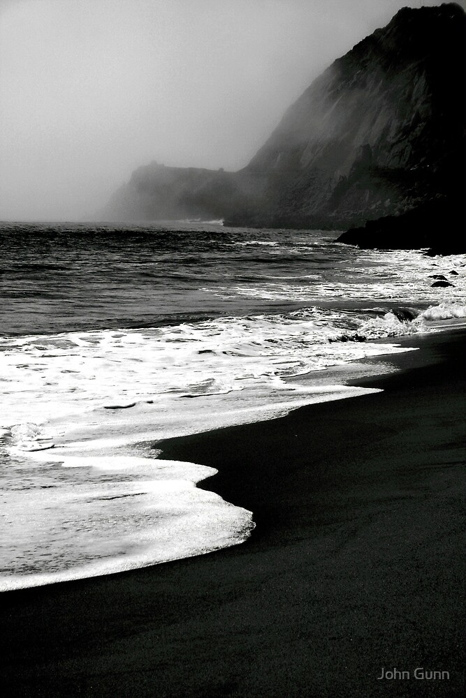 Calm before the storm by John Gunn