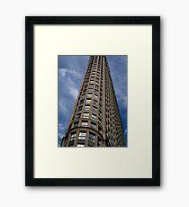 Novatel Building Framed Print
