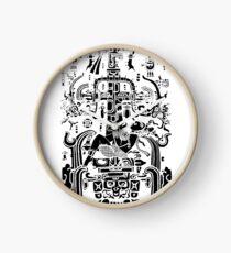 Meso Astronaut Clock