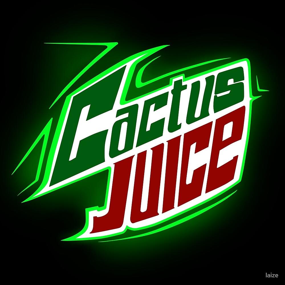 Cactus Juice by laize