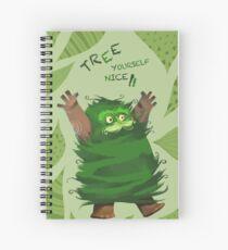 Tree Fairy Spiral Notebook