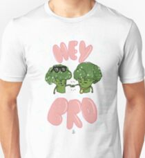 HEY BRO Unisex T-Shirt