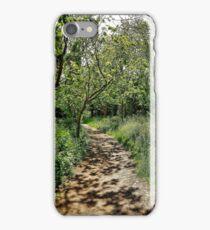 Slapton Ley, South Devon, England iPhone Case/Skin