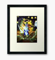 Powerful Witch Framed Print