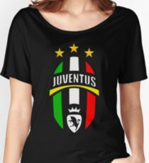 Italian champion Juventus FC campione Women's Relaxed Fit T-Shirt