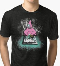 Washing Dishes Tri-blend T-Shirt