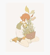 Voltron: Pidge Photographic Print
