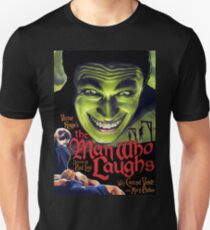 The Man Who Laughs vintage movie poster Unisex T-Shirt