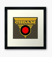 Dune CHOAM Framed Print