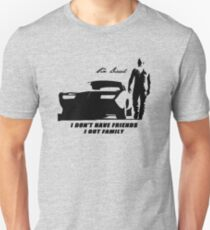 fast and furious Slim Fit T-Shirt