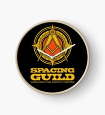 Dune SPACING GUILD Clock