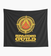 Dune SPACING GUILD Wall Tapestry