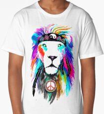 King Lion Long T-Shirt