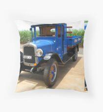 1927 Chev Throw Pillow