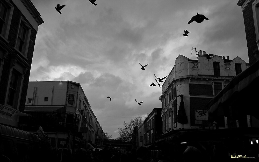 Portabella Road, London by Willem Dickson de Villiers